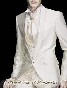 abito sposo bianco 7cdac246f71